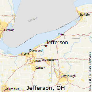 Best Places to Live in Jefferson Ohio