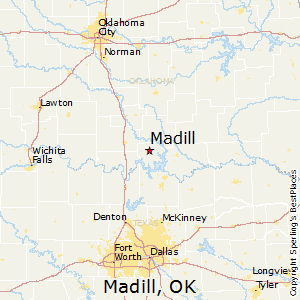 Best Places to Live in Madill Oklahoma