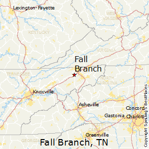 Best Places to Live in Fall Branch Tennessee