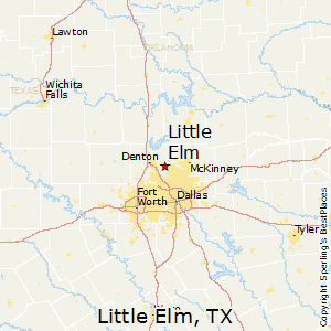 Best Places to Live in Little Elm Texas