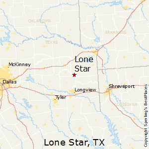 Best Places to Live in Lone Star Texas