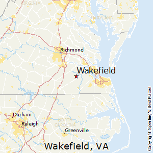 Best Places to Live in Wakefield Virginia