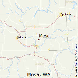 Best Places to Live in Mesa Washington