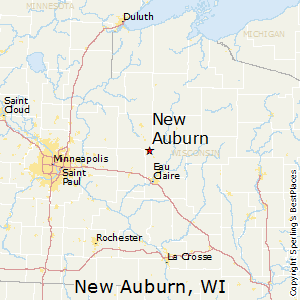 Best Places To Live In New Auburn Wisconsin