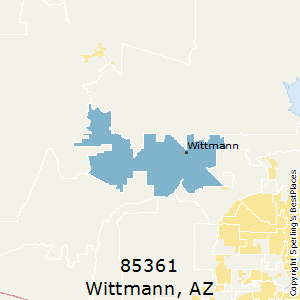 Best Places to Live in Wittmann zip 85361 Arizona