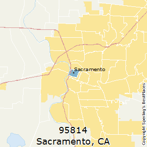 Best Places to Live in Sacramento zip 95814 California
