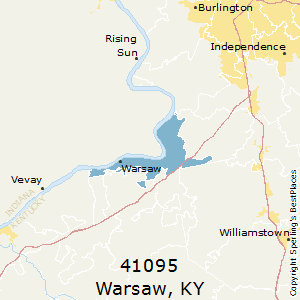 Best Places to Live in Warsaw zip 41095 Kentucky