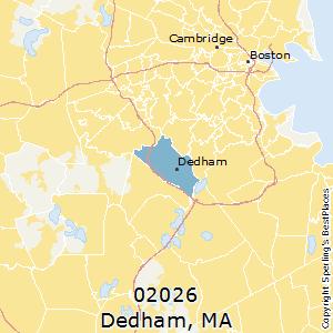 Best Places to Live in Dedham zip 02026 Massachusetts