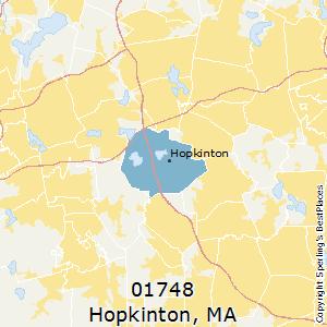 Best Places to Live in Hopkinton zip 01748 Massachusetts