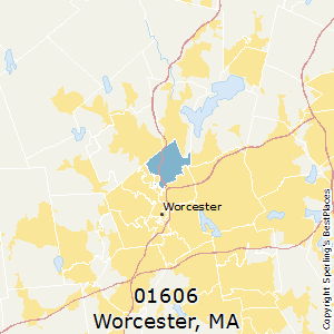Best Places to Live in Worcester zip 01606 Massachusetts