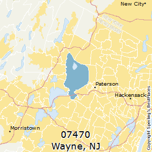 Best Places to Live in Wayne zip 07470 New Jersey