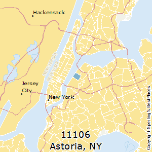 Best Places to Live in Astoria zip 11106 New York