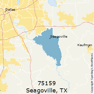 Best Places to Live in Seagoville zip 75159 Texas