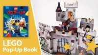 LEGO Pop-Up: A Journey through the LEGO Universe