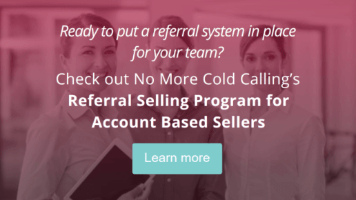 account based selling