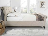 Kaydian Belford Chesterfield Style Fabric Bed Frame - Buy ...