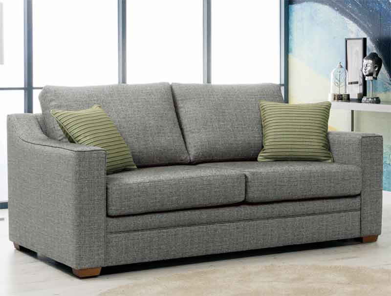 standard sofa cushion size couch settee gainsborough isabelle bed - buy online at bestpricebeds