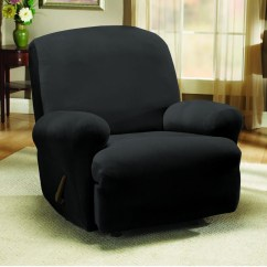 Chair Covers Price Tulip Dining Table And Chairs Ebony Recliner Cover By Surefit Couch