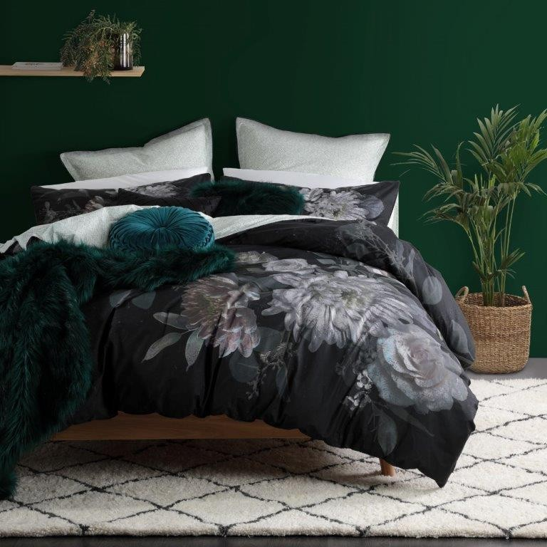 Delilah Moss by Logan  Mason  Quilt Covers  Best Price