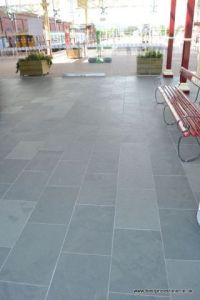 Brazilian Grey Green Natural slate floor and wall tile ...