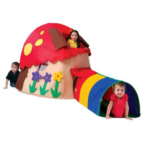 Bazoongi Kids Mushroom Play Tent