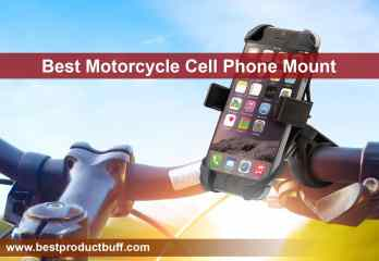 Top 5 Best Motorcycle Cell Phone Mounts 2019 Review