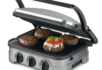Top 5 Best Ceramic Electric Grills 2019 Review