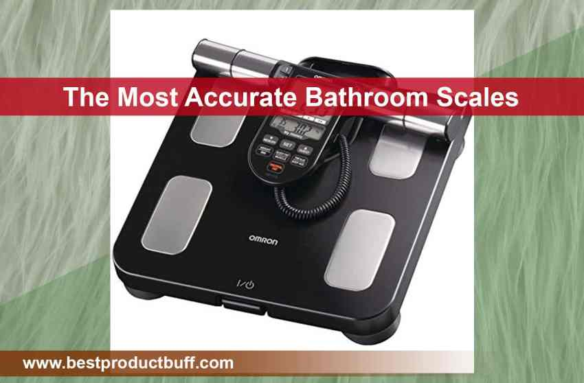 Top 5 The Most Accurate Bathroom Scales 2020 Review - Best ...