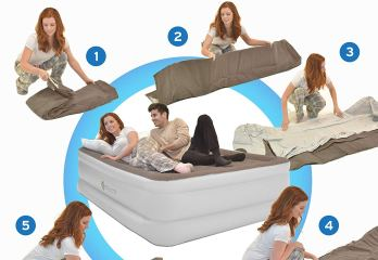 Top 10 The Most Durable Air Mattresses For Camping In 2020 Reviews