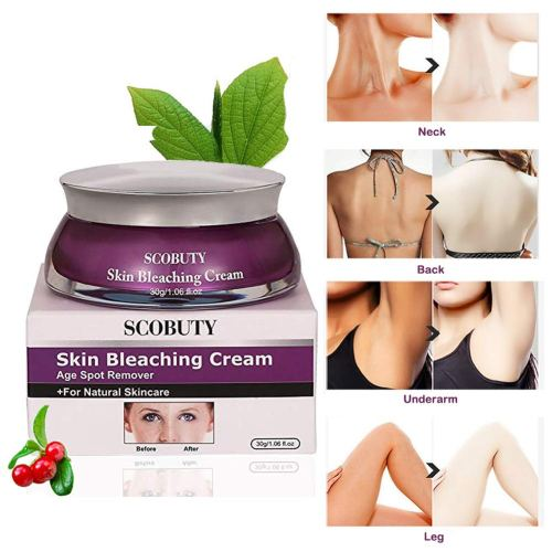 Best skin whitening cream for all skin discolorations