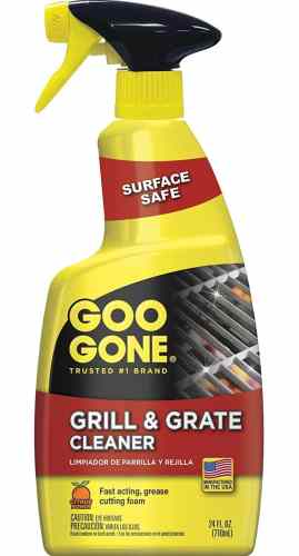 Goo Gone Grill Cleaner, The best exterior grill cleaner for ecologically disapproved customers
