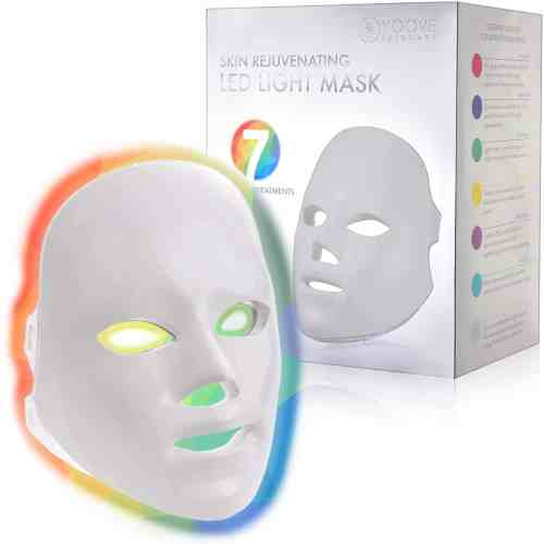 YOOVE-LED Face-Mask Rejuvenation, Uses natural light