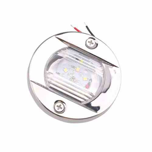 S-S-304 Navigation-Polished Stainless-Waterproof - IP67 Waterproof