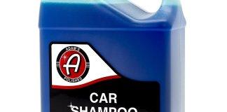 best car shampoos