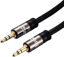Best Aux Cables of 2017 | Buying Guide41UxgFTY2BL