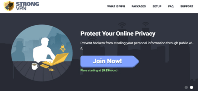 VPN for Privacy