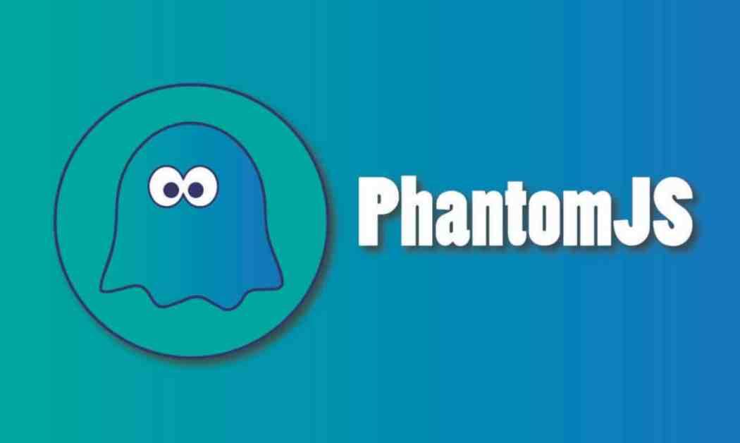 Phantom JS of proxies