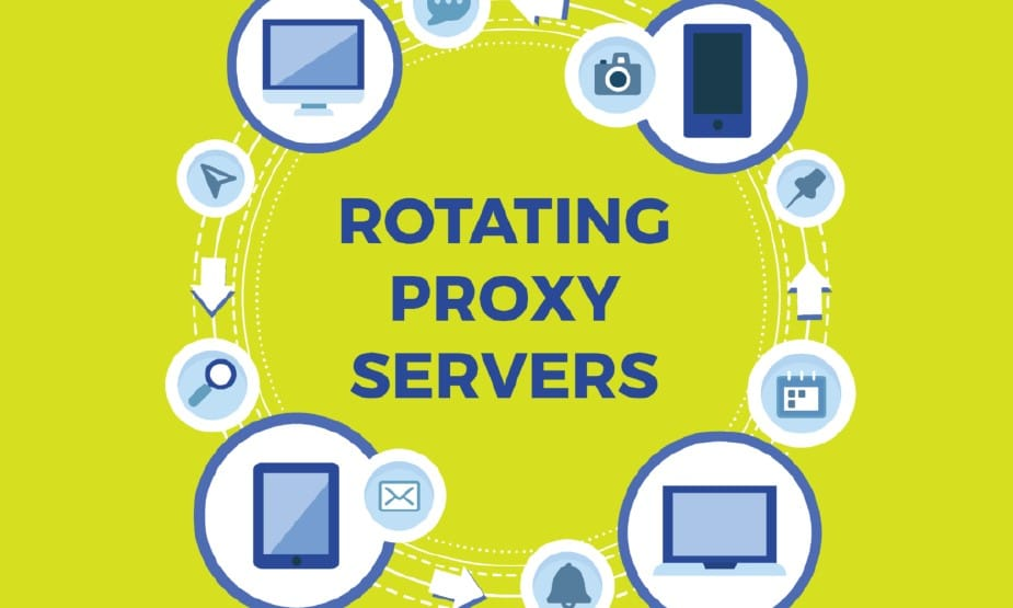 Rotating IP Providers
