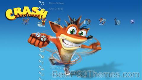 crash bandicoot best ps3
