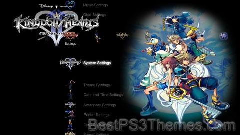 kingdom hearts best ps3