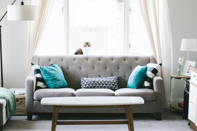 slipcover for sectional with attached cushions