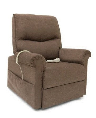 faux leather recliner chair babybjorn potty pride lc 105 electric lift review | best recliners