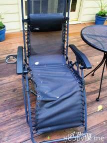 Tips Repairing Broken Gravity Chair Recliners