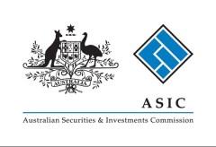 ASIC تراخيص شركات التداول في استرالي