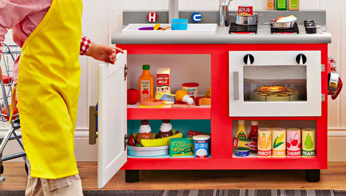 childrens play kitchens bar height benches kitchen best 2018 toy