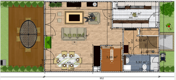 That is, you may not be able to create any and all structures using sh3d. Sweet Home 3d Review 2021 Best Review Guide