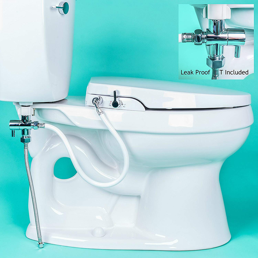 Best Bidet Toilet Seats 2019 - Review & Guide
