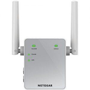 Netgear AC1200 - EX6120 WiFi Extender