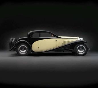Bugatti Type 46 Semi-Profile Cupê, 1929