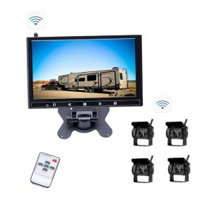 camecho-vehicle-backup-system-9-inch-hd-monitor-4-wireless-rear-cameras-top-10-rv-backup-cameras
